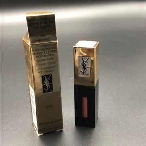 Yves Saint Laurent glossy stain #208 WET NUDE